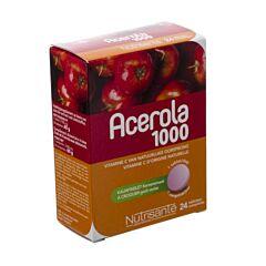 Acerola 1000mg 24 Kauwtabletten