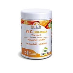 Be-Life Vitamine C 500 Neutral 90 Gélules