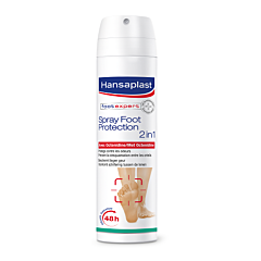 Hansaplast Foot Protection 2 In 1 Spray 150ml