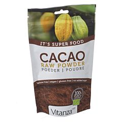 Vitanza HQ Superfood Cacao Raw Poudre 200g