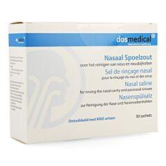 Dos Medical Sel de Rinçage Nasal 30 Sachets x 25g
