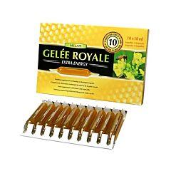Melapi Gelée Royale 1000mg 10 Ampoules