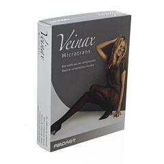 Veinax Mi Bas Microtrans 2 Long Noir Taille 4