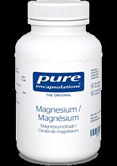 Pure Encapsulations Magnésium Citrate de Magnésium 90 Gélules