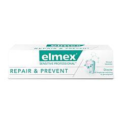 Elmex Sensitive Professional Repair & Prevent Dentifrice Tube 75ml