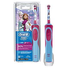 Oral-B Stages Power Elektrische Tandenborstel Power Frozen 1 Stuk