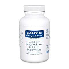 Pure Encapsulations Citrate de Calcium & de Magnésium 90 Gélules