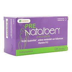 Pre Natalben Préconception 84 Gélules