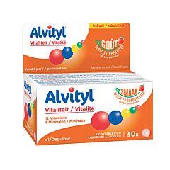 Alvityl Vitaliteit 30 Kauwtabletten