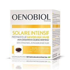 Oenobiol Solaire Intensif Peau Claire 30 Gélules