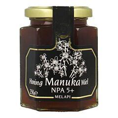 Melapi Miel Manuka NPA5+/MG085 Liquide Pot 250g