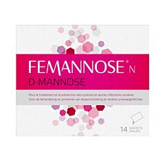 Femannose N Cystites & Infections Urinaires 14 Sachets