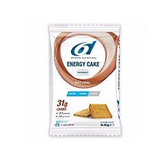 6d Sports Nutrition Energy Cake Pain dEpices 2 Pièces 44g