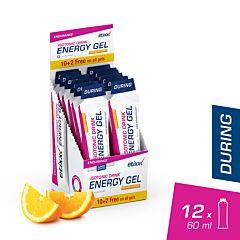 Etixx Isotonic Drink Energy Gel Sinaasappel 12x60ml