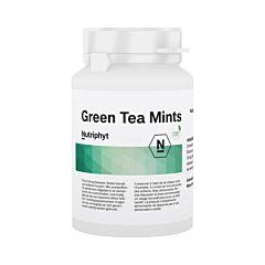 Nutriphyt Green Tea Mints 120 Comprimés à Sucer NF