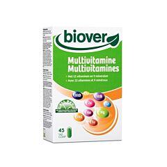 Biover Multivitamines 45 Comprimés