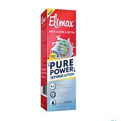 Elimax Pure Power Lotion Non-Grasse Anti-Poux & Lentes Flacon 250ml