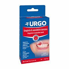 Urgo Gingivite & Sensibilité Dentaire Gel Tube 15ml