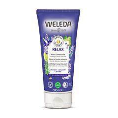 Weleda Aroma Shower Relax Douchecrème 200ml
