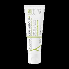 A-Derma Dermalibour+ CICA-Crème Réparatrice Assainissante Tube 50ml