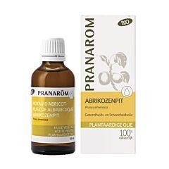 Pranarôm Huile Végétale Noyau dAbricot Bio Flacon 50ml