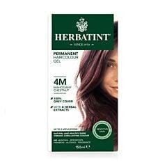 Herbatint Soin Colorant Permanent Cheveux 4M Châtain Acajou Flacon 150ml