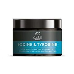 Alfa Iodine & Tyrosine 60 V-Capsules