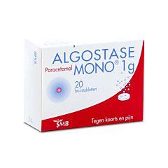 Algostase Mono 1g 20 Comprimés Effervescents