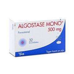 Algostase Mono 500mg 32 Comprimés Effervescents