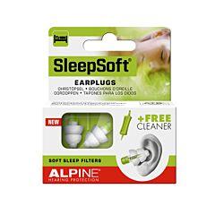 Alpine Sleepsoft Bouchons dOreilles 1 Paire