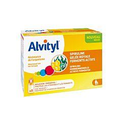 Alvityl Resist 8x10ml Flesjes
