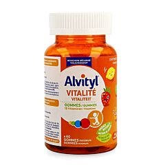 Alvityl Vitaliteit 60 Gummies