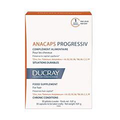 Ducray Anacaps Progressiv Anti-Chute Progressive 30 Gélules