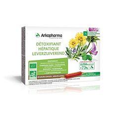 Arkofluides BIO Leverzuiverend 20x10ml Ampullen