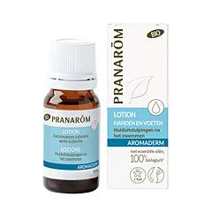 Pranarôm Aromaderm Lotion Pieds & Mains Bio Flacon 10ml