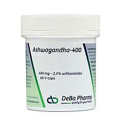 Deba Pharma Ashwagandha 400mg 60 V-Capsules