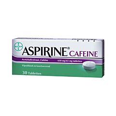 Aspirine Cafeine 30 Comprimés