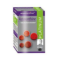MannaVital Astaxanthine Platinum 60 Gélules