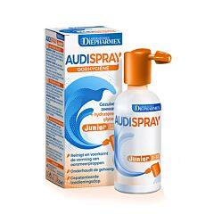 Audispray Junior Hygiène de lOreille 3-12 ans Spray 25ml