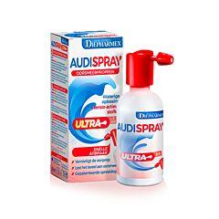 Audispray Ultra Désintégration Rapide Bouchons de Cérumen Spray Auriculaire 20ml