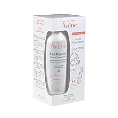 Avène Mijn Verzachtende Kit Thermaal Water Spray 150ml + 5 Kompressen