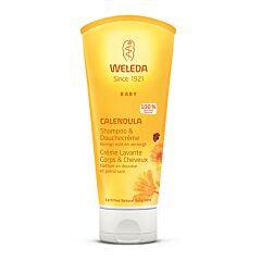 Weleda Baby Shampoo & Douchecrème Calendula 200ml