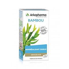 Arkopharma Arkogélules Bambou Reminéralisant Osseux 45 Gélules