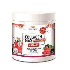 Biocyte Collagen Max Superfruits Pot 260g