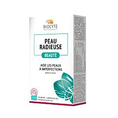 Biocyte Peau Radieuse 60 Gélules