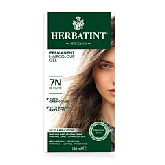 Herbatint Soin Colorant Permanent Cheveux 7N Blond Flacon 150ml