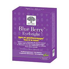 New Nordic Blue Berry Eyebright Maxi 120 Tabletten