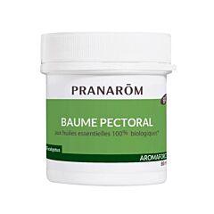 Pranarôm Aromaforce Baume Pectoral Bio Pot 80ml