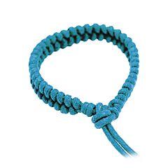 MosquitNo Anti-Insect Geweven Armband Lichtblauw 1 Stuk
