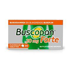 Buscopan Forte 20mg 30 Tabletten